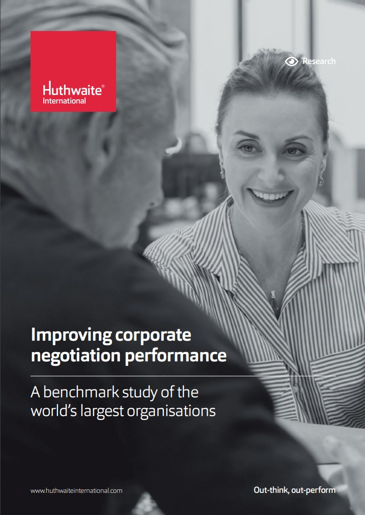 improving corporate negotiation performance icap